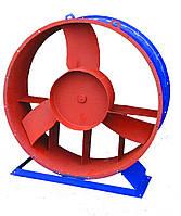 Осевой вентилятор ВО 06-300 №10 с дв. 2,2 кВт 1000 об./мин