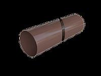 Труба коричнева 95мм, 3м Альта – Профіль , фото 1