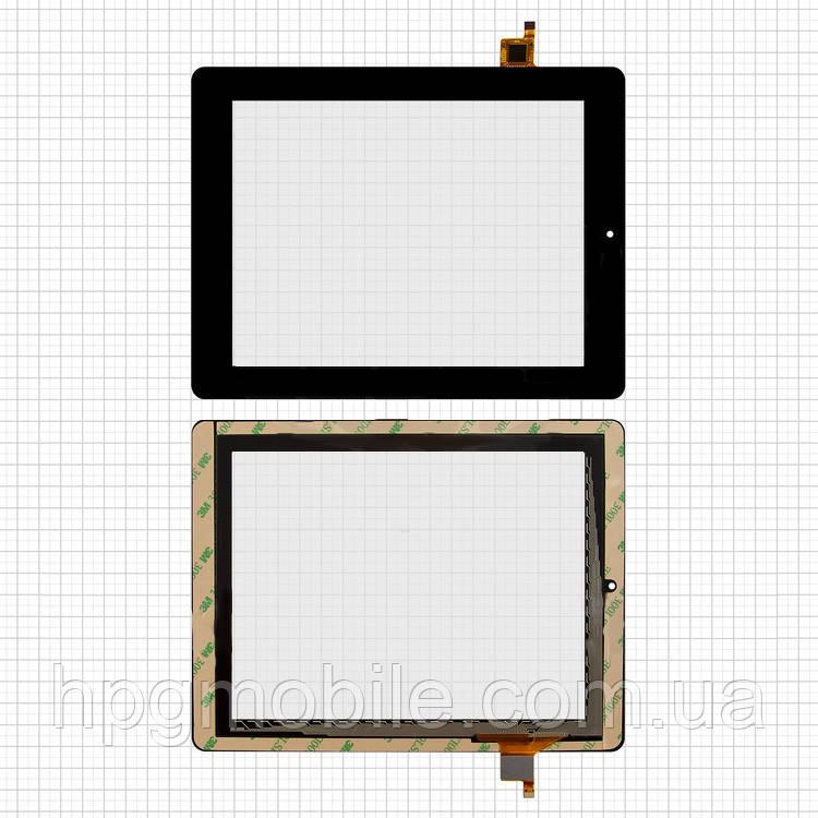 Сенсорный экран для Prestigio MultiPad 2 Ultra Duo 8.0, 3G, 9 pin, черный, оригинал