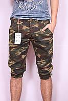 Мужские камуфляжные шорты миллитари