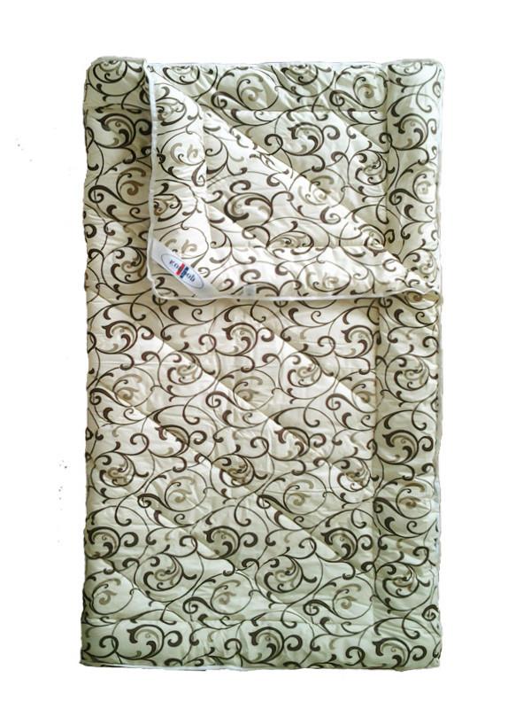 Шерстяное одеяло евро, Орнамент4 (195х215 см.)