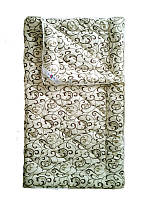 Шерстяное одеяло евро, Орнамент4 (195х215 см.), фото 1