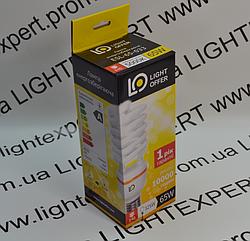 Энергосберегающая лампа LightOffer 65W E40 5000K