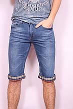 Чоловічі джинсові шорти Coockers (код 1140-1)