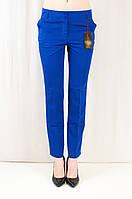 Красивые модные прямые брюки средней посадки.