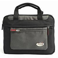 Сумка для ноутбука HQ-Tech EL-106793S (Black&Gray) 10.6