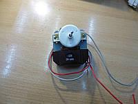Вентилятор обдува SC  7228   (аналог 2261,  коричнев. Вал 40мм/3,2мм Возможность менять полюсность