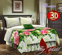 Комплект постельного белья Миледи ТМ TAG 1,5 спальный