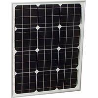 Солнечная панель монокристаллическая 50 Вт