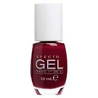 Лак гель для ногтей Deliplus Efecto Gel Nº 660 Granate