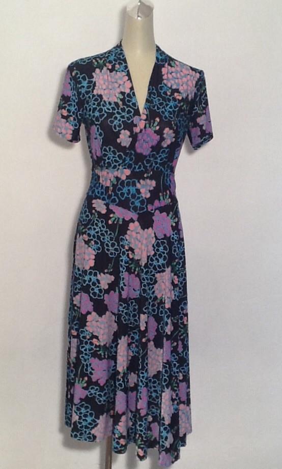 Платье  цветное размер+