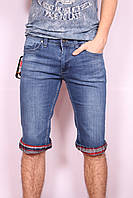 Мужские джинсовые капри Coockers (код 1141-1), фото 1