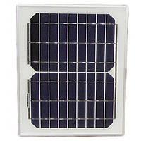 Солнечная панель монокристаллическая 10 Вт