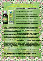 """Фитовытяжка """"Нефролин"""" 35 мл. Для растворения песка и малых конкрементов в почках и мочевыводящих путях"""