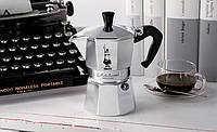 Гейзерная кофеварка Bialetti Moka Espresso 6 чашек
