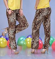 Женские штаны ткань штапель