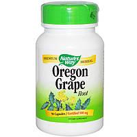 Корень орегонского винограда, Nature's Way, 500 мг, 90 капсул