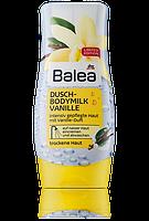 Молочко для душа Balea  Dusch Bodymilk Vanille Балеа 400 мл