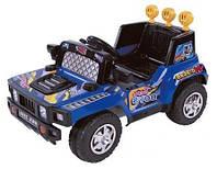 Электромобиль ZP3599 BLUE джип на радиоуправлении, детская машина