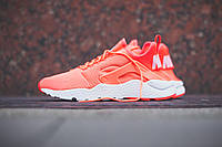 Женские кроссовки Nike Air Huarache Ultra coral