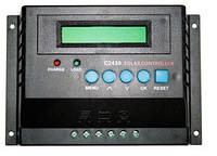 Контроллер заряда 12В/24В 40А