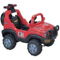 Электромобиль BT-BOC-0047 RED джип, детская машина