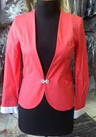 Пиджак молодежный от производителя