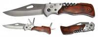 Перочинный нож А001, функциональный нож, открывалка, штопор, напильник, отвертка, складной нож, карманный
