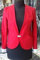 Деловой женский пиджак