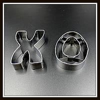 "Набор  метал. каттеров ""ХО"" (6,4*4,5 см)"