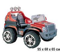 Электромобиль ZP5199 RED джип, детская машина