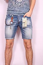 Короткі джинсові шорти чоловічі Dromedar (код 027)