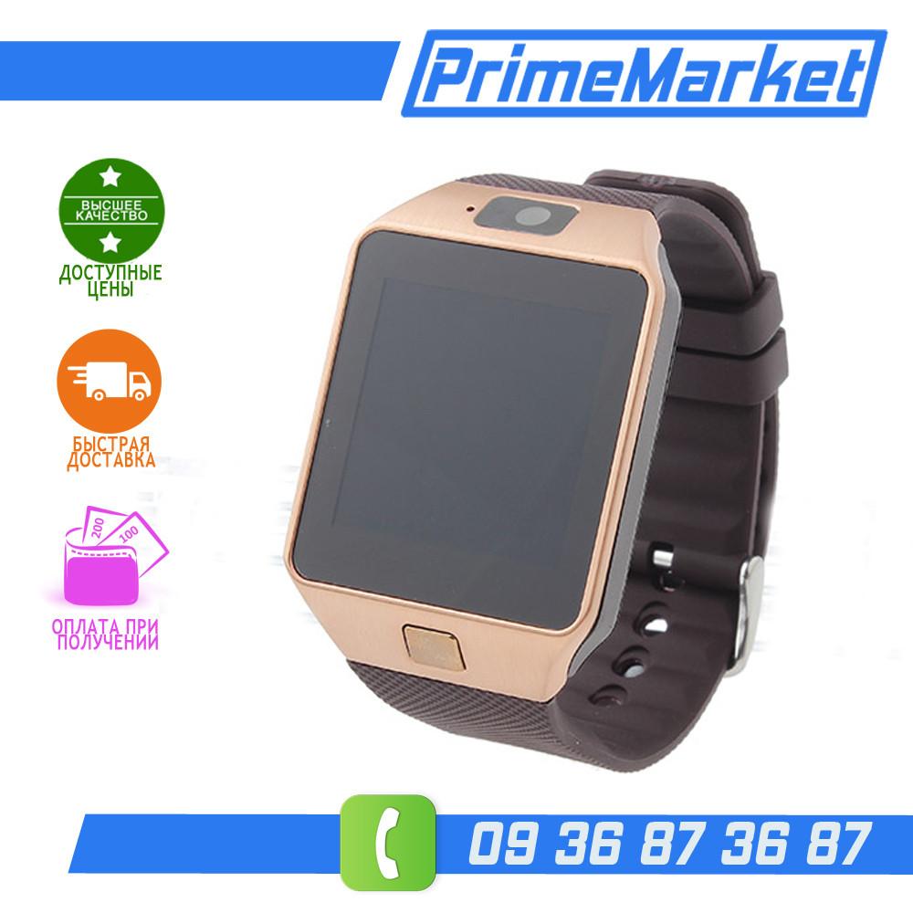 DZ09 Умные часы телефон 3 цвета Smart Watch - PrimeMarket в Ивано-Франковске