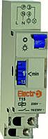 Таймер суточный Т15 16А 230В лестничный Electro
