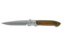 Ножи в дорогу, туристические ножи, складной нож Т08, деревянная ручка, для рыбалки, для туризма