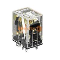 Реле промежуточное малогабаритное РП, контактная группа 4Z, 10А 24В DC Electro
