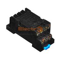 Разъем ППМ (монтажная панель к реле) с контактной группой 4Z, 10А Electro
