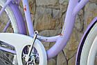 Велосипед VANESSA Vintage Violet 26 Польша, фото 4