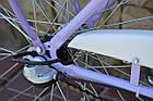 Велосипед VANESSA Vintage Violet 26 Польша, фото 5