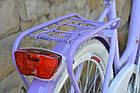 Велосипед VANESSA Vintage Violet 26 Польша, фото 6