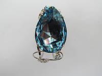 "Браслет Malu ""Экстра алмаз"" ( Б-659 Голубой, Белый)"