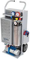 Spin Monoclima - Установка для обслуживания автомобильных кондиционеров (фреон R134а) с ручным управлением
