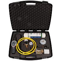 Комплект для поиска утечек с помощью азота в кейсе
