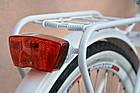 Велосипед VANESSA 26 white Польша, фото 6