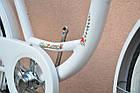 Велосипед VANESSA 26 white Польша, фото 8