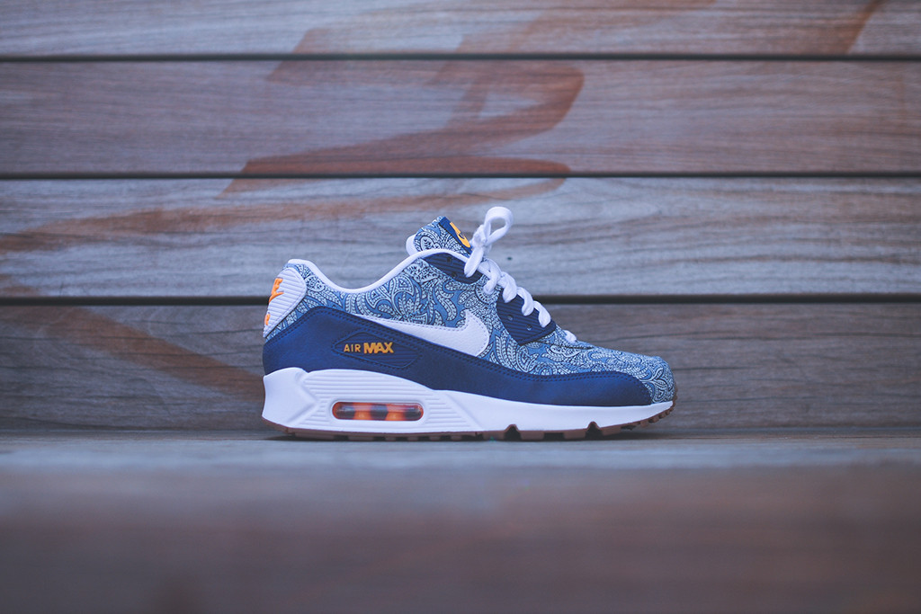 best authentic 00953 893c2 ... greece nike air max 90 liberty of london 4 c0f95 be32e
