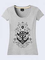 Футболка Sail anchor