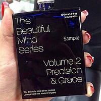 Тестер женской туалетной воды Molecules The Beautiful Mind Series Vol.2 Precision & Grace ( черный флакон в бе
