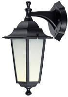 Садово-парковый светильник DELUX PALACE A02 60W E27 черн.