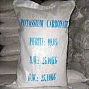 Калий углекислый (поташ, карбонат калия) ГОСТ 10690-73